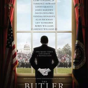 The Butler is listed (or ranked) 16 on the list The Greatest African American Biopics