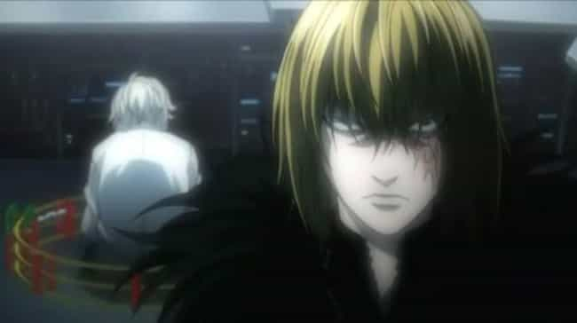 Mello is listed (or ranked) 2 on the list 13 Regrettable Characters Who Nearly Ruined Great Anime