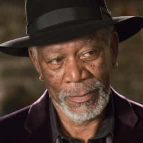 Thaddeus Bradley is listed (or ranked) 20 on the list The Greatest Characters Played by Morgan Freeman, Ranked