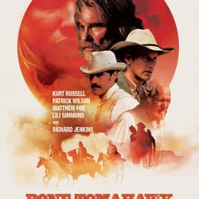 Bone Tomahawk is listed (or ranked) 10 on the list The Best Western Movies on Amazon Prime