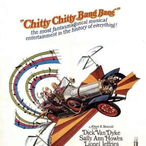 Chitty Chitty Bang Bang is listed (or ranked) 9 on the list The Greatest Classic Films the Whole Family Will Love
