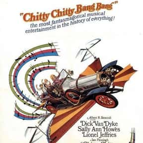Chitty Chitty Bang Bang is listed (or ranked) 10 on the list Musical Movies With the Best Songs