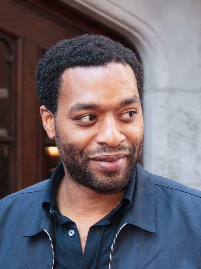 Chiwetel Ejiofor is listed (or ranked) 5 on the list Actors Suited To Be Black Panther