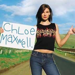 Chloe Maxwell is listed (or ranked) 11 on the list Famous People Named Chloe