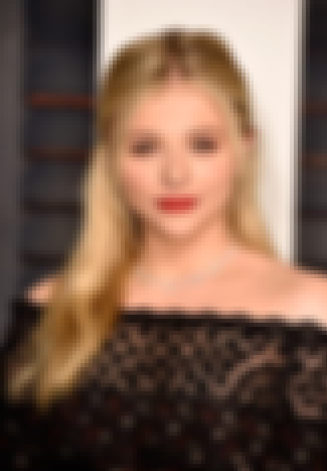 Chloë Grace Moretz is listed (or ranked) 2 on the list The Next Generation Of Stars (Age 20 and Under)