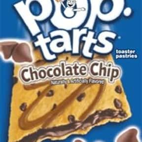 Chocolate Chip Pop-Tarts is listed (or ranked) 14 on the list The Very Best Pop-Tart Flavors