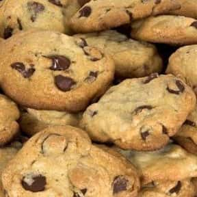 Chocolate Chip Cookies is listed (or ranked) 10 on the list The Most Delicious Foods in the World