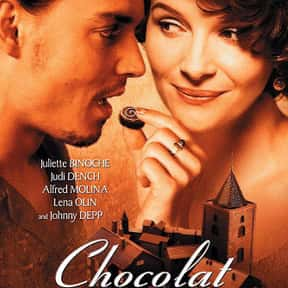 Chocolat is listed (or ranked) 7 on the list The Best Movies About Cooking
