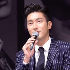 Siwon is listed (or ranked) 9 on the list The Best KPop Singers of All Time