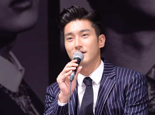 Siwon is listed (or ranked) 2 on the list College Graduate Kpop Idols