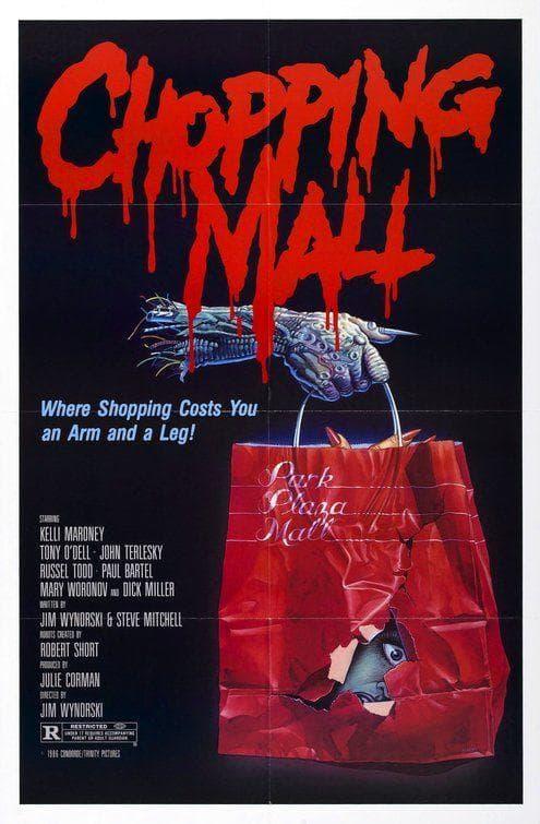 Random Most Pun-Tastic Horror Movie Taglines