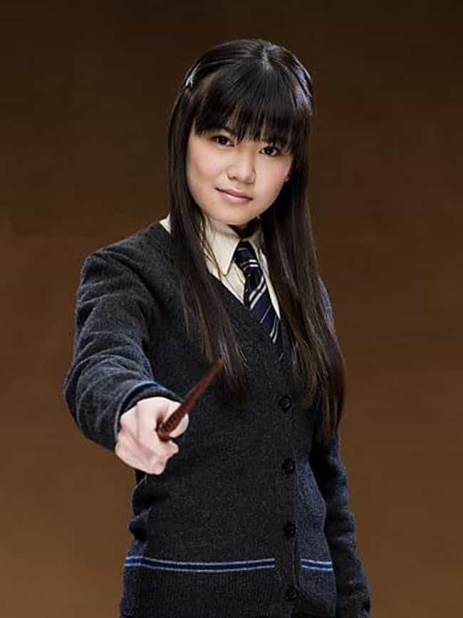Cho Chang is listed (or ranked) 5 on the list The Best Members of Ravenclaw