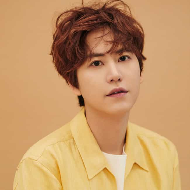 Cho Kyuhyun is listed (or ranked) 4 on the list KPop Idols and Their Idols
