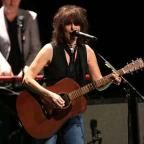 Chrissie Hynde is listed (or ranked) 4 on the list Famous Kent State University Alumni