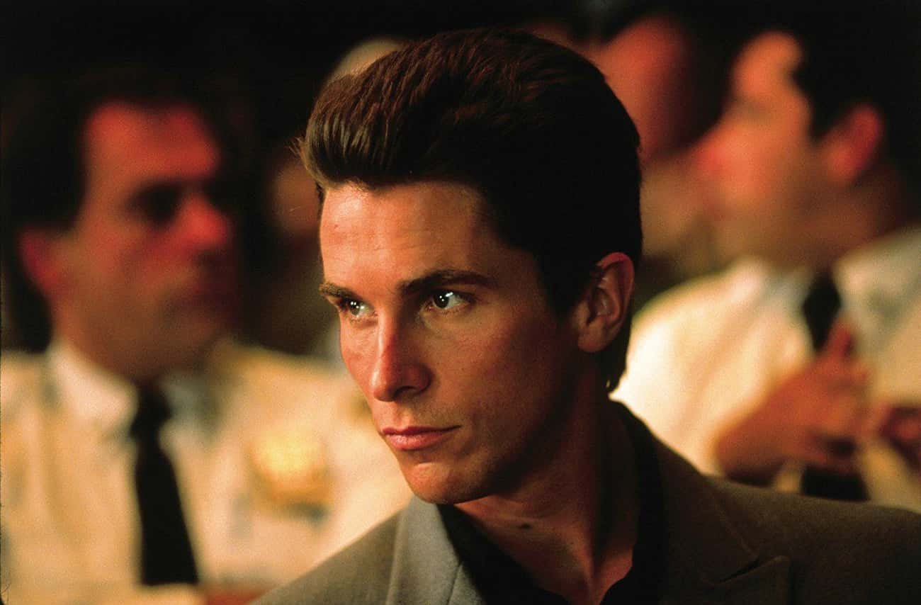 Christian Bale - 'Shaft' is listed (or ranked) 3 on the list 15 Movie Stars You Forgot Played Villains In Blockbuster Movies