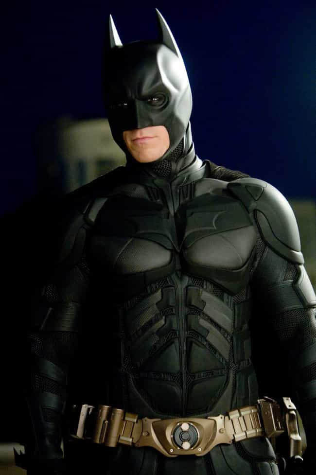 Christian Bale is listed (or ranked) 1 on the list The Best Actors Who Played Batman, Ranked