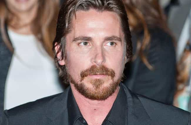 Christian Bale is listed (or ranked) 4 on the list The Rudest Celebrities In Hollywood, According To The Fans Who've Met Them