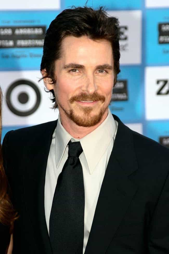Christian Bale is listed (or ranked) 1 on the list 31 Celebrities Who Have Saved the Lives of Regular People