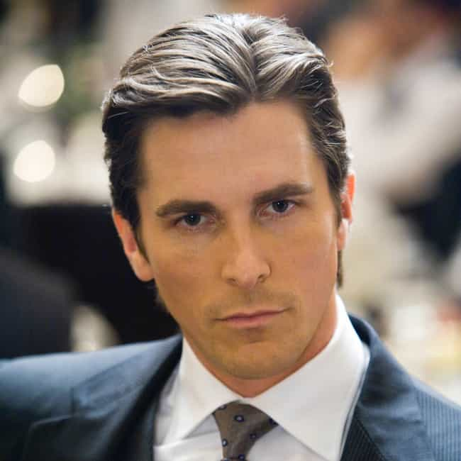 Christian Bale is listed (or ranked) 3 on the list The Best (Male) Actors Working Today
