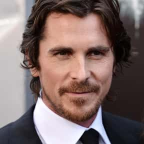 Christian Bale is listed (or ranked) 25 on the list The Hottest Men Over 40