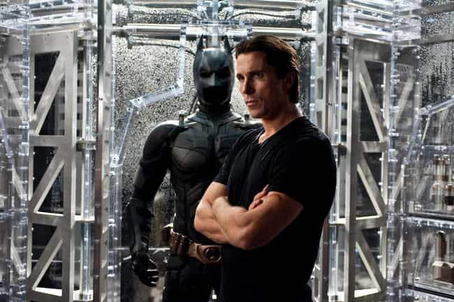 Christian Bale is listed (or ranked) 2 on the list Actors in the Most Christopher Nolan Movies