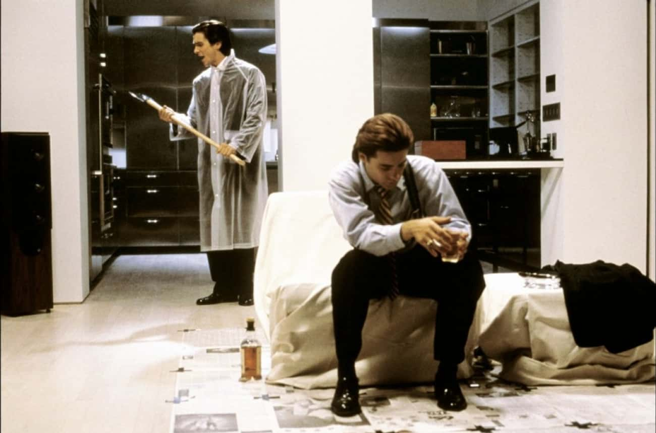 American Psycho is listed (or ranked) 4 on the list Actors Who Starred Together Before They Were Superheroes