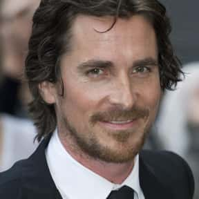 Christian Bale is listed (or ranked) 2 on the list The Greatest Film Actors Of The 2010s