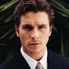 Christian Bale is listed (or ranked) 12 on the list The Best Actors in Film History