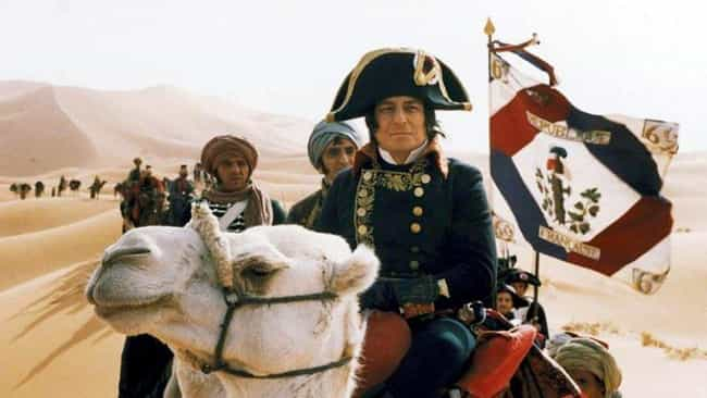 Christian Clavier is listed (or ranked) 4 on the list The Best Actors Who Played Napoleon Bonaparte