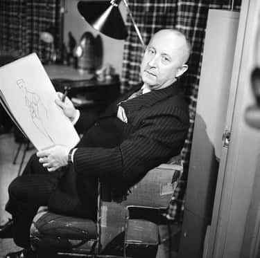 Christian Dior is listed (or ranked) 5 on the list Fashion Designers Like You've Never Seen Them Before