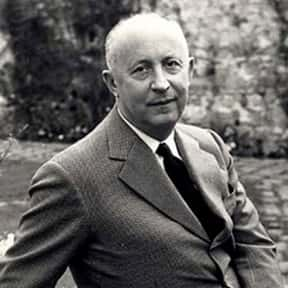 Christian Dior is listed (or ranked) 23 on the list The Most Influential People in Fashion