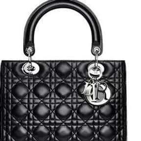 Christian Dior S.A. is listed (or ranked) 6 on the list The Best Purse Designers