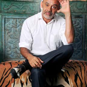 Christian Louboutin is listed (or ranked) 24 on the list The Most Influential People in Fashion