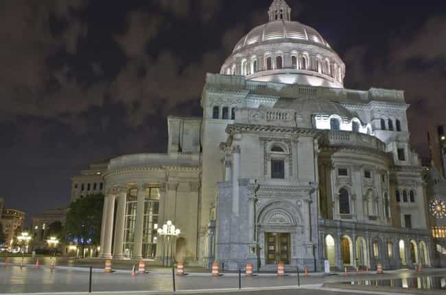Christian Science Center, Bost... is listed (or ranked) 4 on the list List of I. M. Pei Architecture