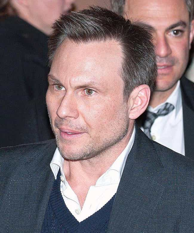 Christian Slater is listed (or ranked) 6 on the list Celebs Caught Behaving Badly on Planes