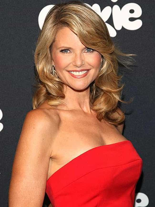 Christie Brinkley is listed (or ranked) 3 on the list Beautiful Celebrity Women Aging the Most Gracefully