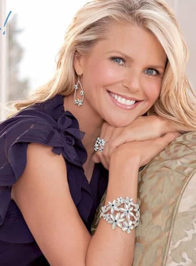 Christie Brinkley is listed (or ranked) 2 on the list The Best Celebrity Smiles (Women)