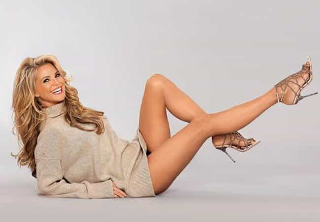 Christie Brinkley is listed (or ranked) 2 on the list Which Celeb Has The Most Beautiful Legs?