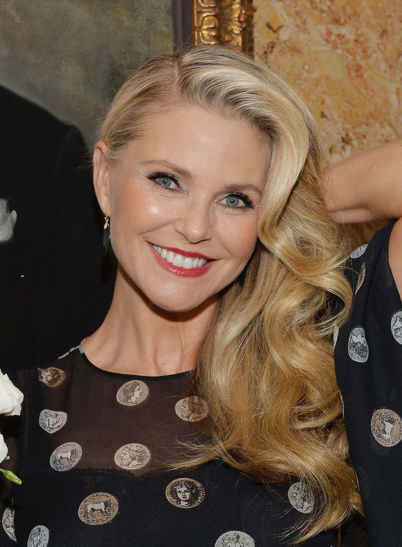 Christie Brinkley is listed (or ranked) 1 on the list Famous People Born in 1954