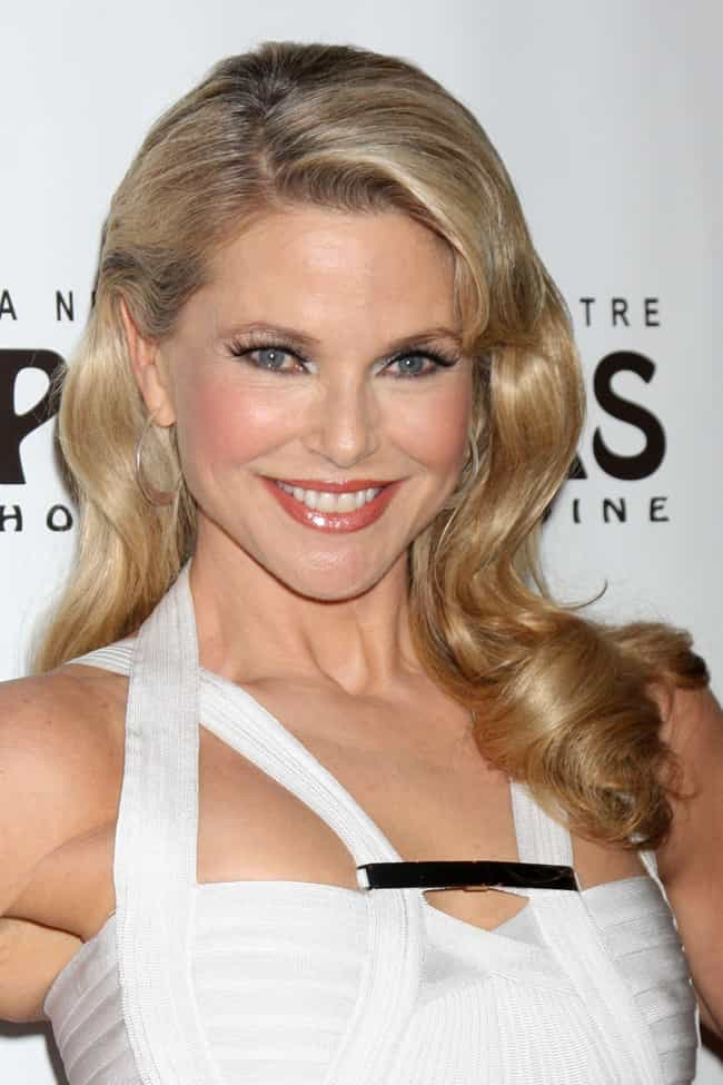 Christie Brinkley is listed (or ranked) 1 on the list The Most Stunning Celebrity Women Over 50