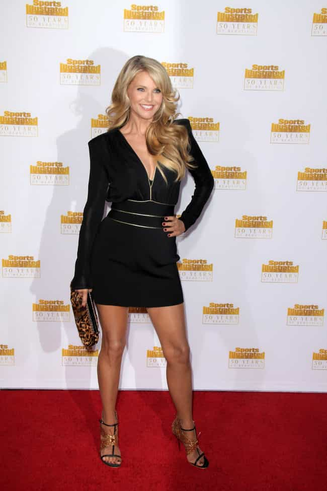 Christie Brinkley is listed (or ranked) 4 on the list Which Celeb Has The Most Beautiful Legs?