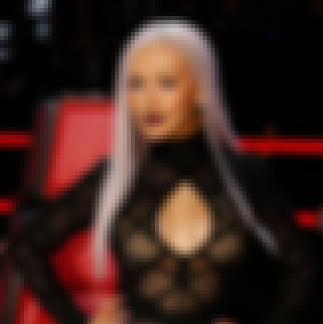 Christina Aguilera is listed (or ranked) 6 on the list 19 Celebrities Who Have Nipple Piercings