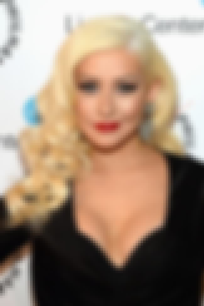 Christina Aguilera is listed (or ranked) 1 on the list Women Who Tobey Maguire Has Dated