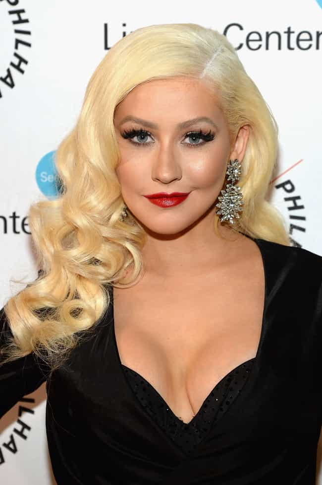 Christina Aguilera is listed (or ranked) 3 on the list Famous Friends of Justin Timberlake