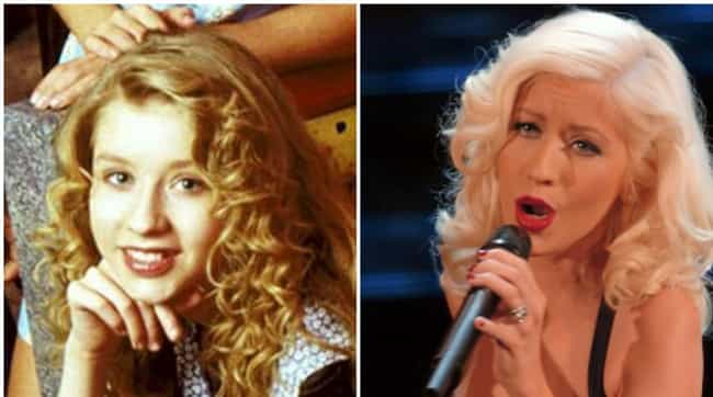 Christina Aguilera is listed (or ranked) 4 on the list Mickey Mouse Club: Where Are They Now?