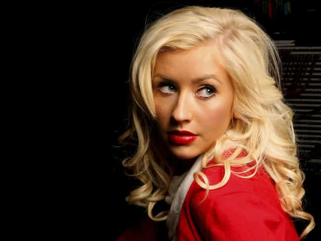 Christina Aguilera is listed (or ranked) 4 on the list Celebrities from Abusive Families