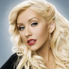 Christina Aguilera is listed (or ranked) 10 on the list The Best Female Vocalists Ever