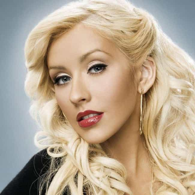 Christina Aguilera is listed (or ranked) 3 on the list 51 Famous Survivors of Child Abuse