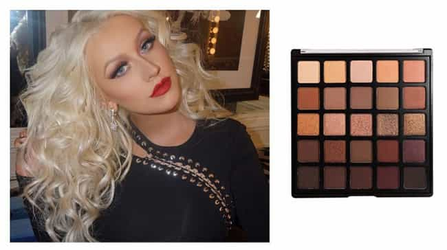 Christina Aguilera is listed (or ranked) 4 on the list Gorgeous Celebrity Looks You Can Recreate At Home