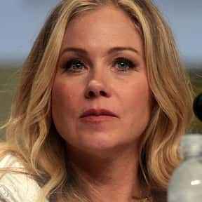 Christina Applegate is listed (or ranked) 20 on the list The Funniest Female Comedians of All Time